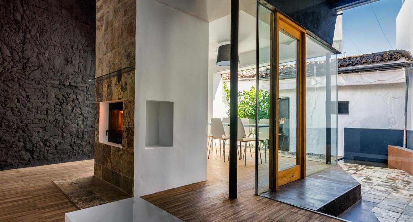 Casa Rural En Fuentes De Le N Espagne Guerrero Architecte S Rl  ~ Rehabilitacion De Casas Rurales
